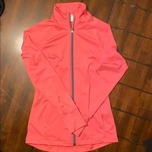 UA light weight zip up